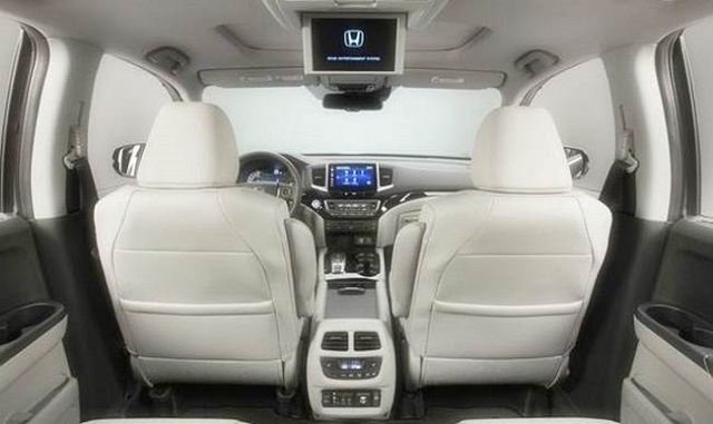 pilot honda interior hybrid suv changes expected arrival project