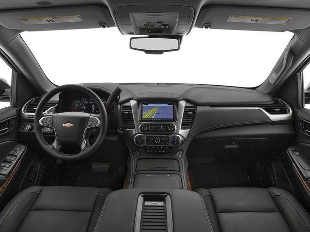 2019 Chevy Tahoe cabin
