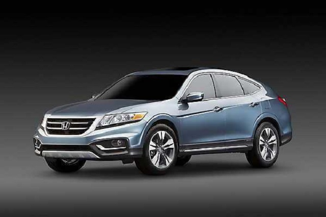 2019 Honda Crosstour Is Coming Back >> 2019 Honda Crosstour Price Redesign Interior Suv Project