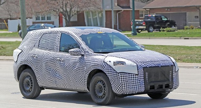 2020 Ford Escape front