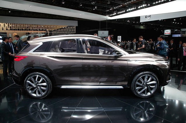2020 Infiniti Qx50 Specs Review Release Date Suv Project