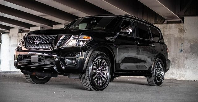 2020 Nissan Armada: Changes, Diesel, Price - SUV Project