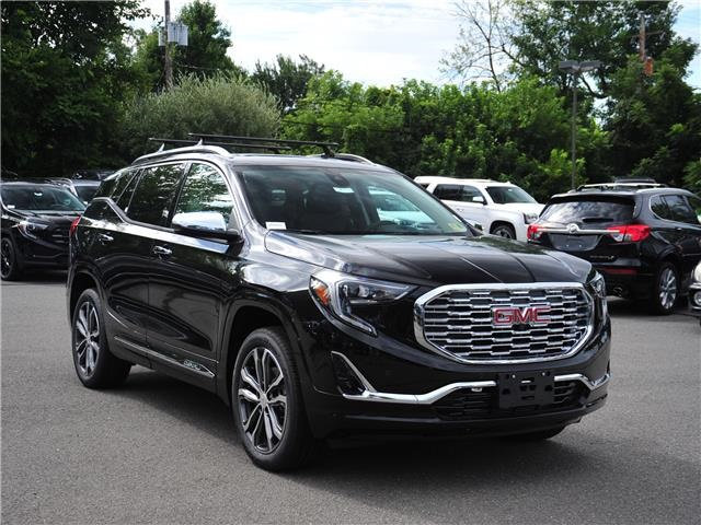 2020 GMC Terrain and Terrain Denali