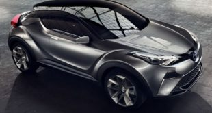 2020 Toyota C-HR and C-HR Hybrid