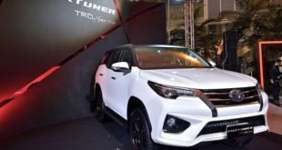 2020 Toyota Fortuner TRD Sportivo front