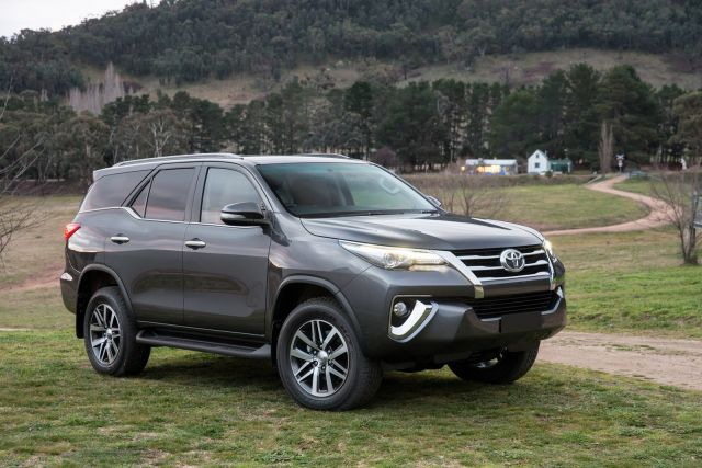 New 2020 Toyota Fortuner: Review, TRD Sportivo, Specs - SUV