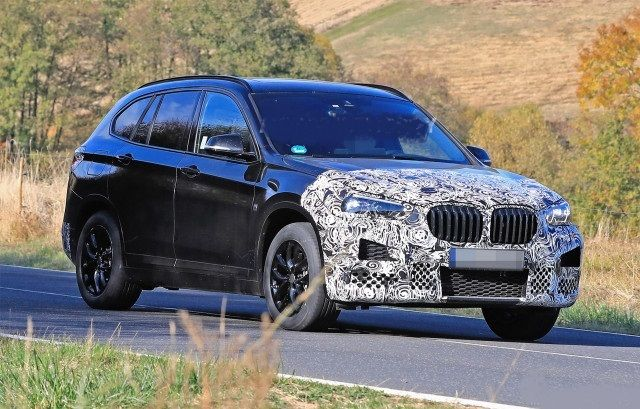 2021 BMW X1 Price, Interior, Redesign, And Specs >> 2020 Bmw X1 Spy Photos Facelift M Package Suv Project