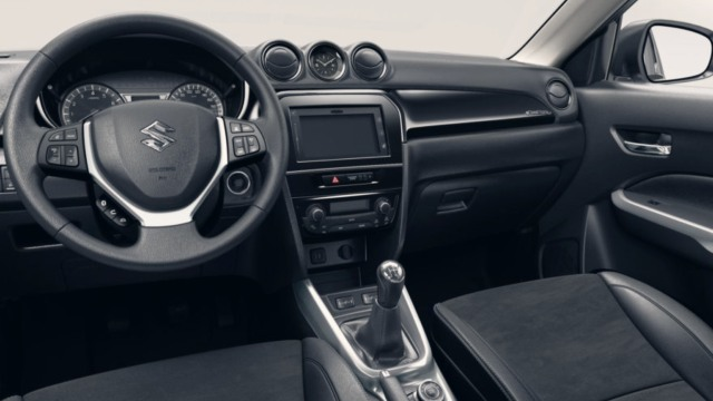 2020 Suzuki Grand Vitara interior