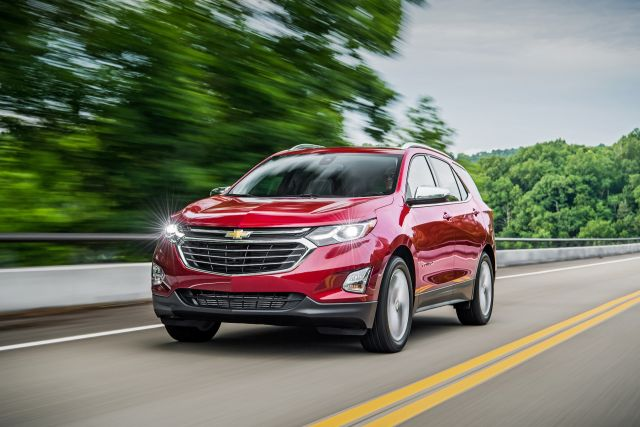 2021 chevy equinox gets new quad exhaust system  suv project