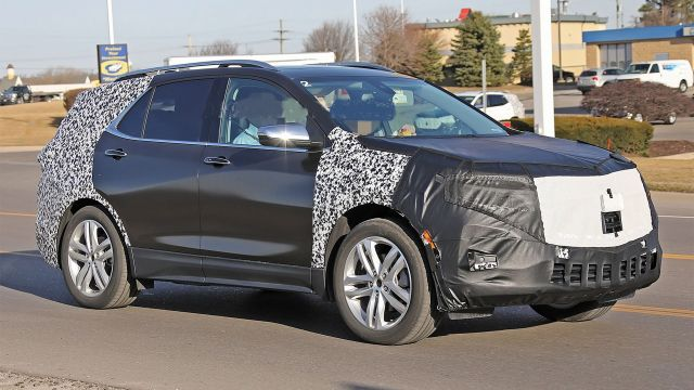 2021 Chevy Equinox side