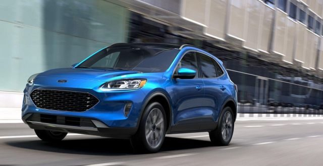 2021 ford escape upgrades hybrid specs  suv project