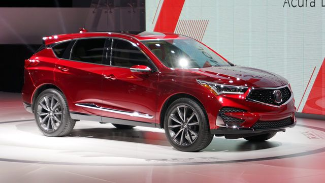 2021 Acura Rdx Redesign Rumors Suv Project