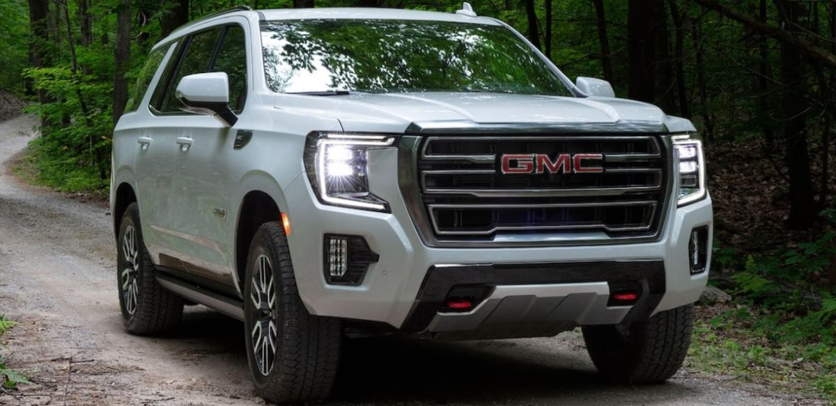 2021 gmc yukon at4 revealed  first look