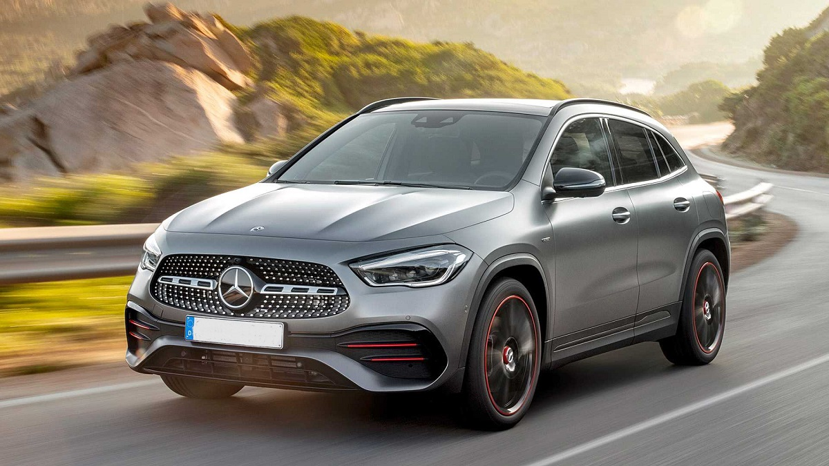 2021 Mercedes-Benz GLA Complete Review - SUV Project