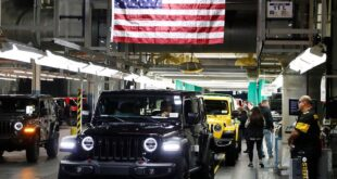2022 Jeep Wrangler front